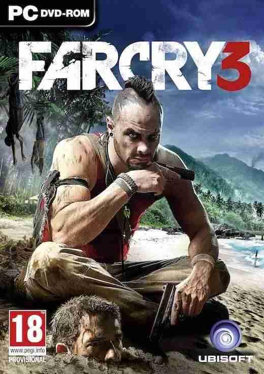 Descargar Far Cry 3 [MULTI][CLONE DVD][STEAM UNLOCKED][RUSS] por Torrent